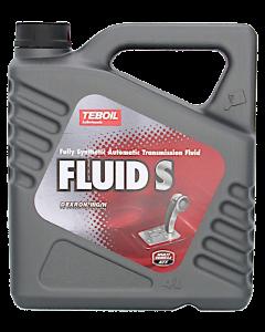 Teboil Fluid S 4 l