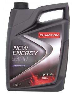 Champion New Energy 5W-40 5 l