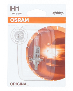 H1 Osram 12V 60/55W
