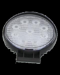 Pyöreä Eco LED-työvalo