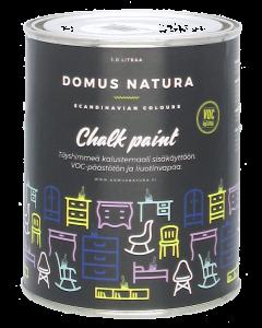 Domus Natura kalkkimaali deadwood grey 1l