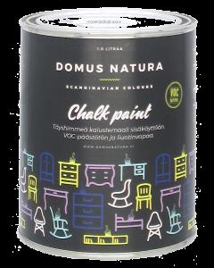 Domus Natura kalkkimaali succulent green 1l