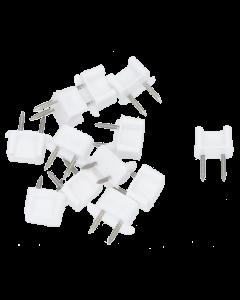 Pisla 96 hyllynkannatin 10/16 mm