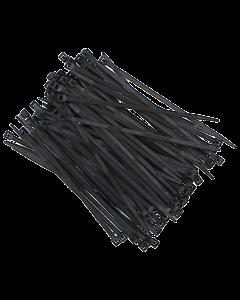 Nippuside wurth 3,6x140 pa66 musta