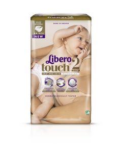 Libero Touch teippivaippa koko 2 (3-6 kg)