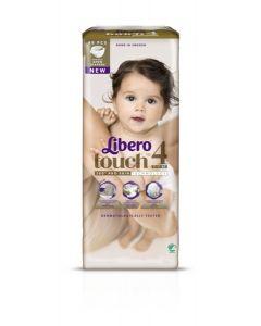 Libero Touch teippivaippa koko 4 (7-11 kg)