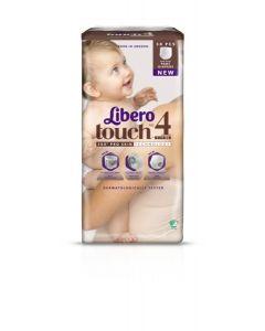 Libero Touch housuvaippa koko 4 (7-11 kg) 38 kpl