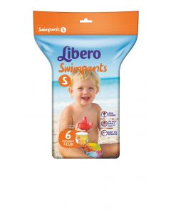 Libero Swimpants uimavaippa koko small, 7-12 kg