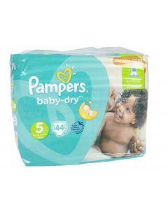 Pampers Baby Dry S5 11-23 kg vaippa 44 kpl