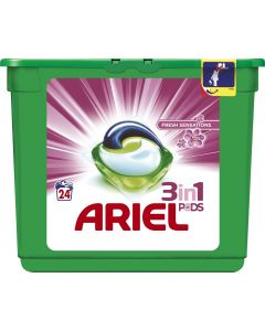 Ariel 24kpl 3in1 Pods Fresh Sensation