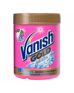 Vanish Gold Oxi Action Pink 470g jauhe
