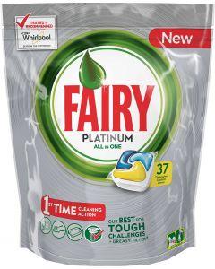 Fairy Platinum Ain1 Lemon konetiskitabletti 37 kpl