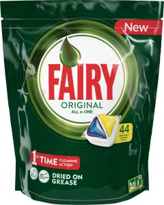 Fairy 44kpl Original Ain1 Lemon