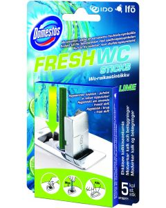 Domestos 5x9,5g Lime WC-tikut