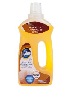 Pledge 500ml parkett&laminaattipesu
