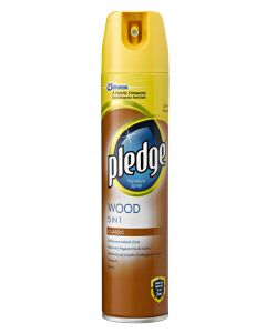 Pledge Wood 250ml huonekaluaerosoli