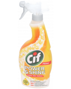 Cif 750ml Power&Shine keittiösuihke