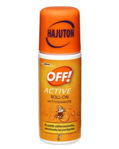 OFF! Active Roll-on 60ml hyttyskarkote