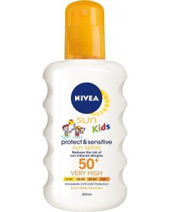 NIVEA SUN Kids 200ml sk50 Sen spray