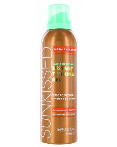 Instant Tanning Gel Warm Tone 150ml