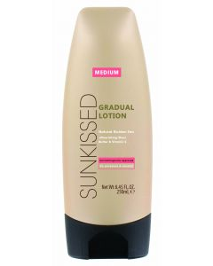 Medium Gradual Tanning Lotion 250ml
