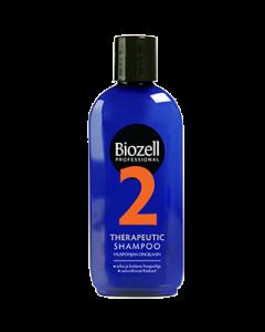 Biozell Therapeutic 2 Shampoo normaaleille ja rasvaisille hiuksille 20