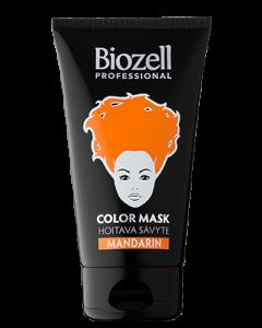 Biozell 150ml Color Mask Mandarin
