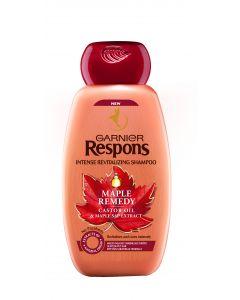 Respons 250ml Maple Remedy intensiivisesti hoitava shampoo erittäin kuluneille hiuksille