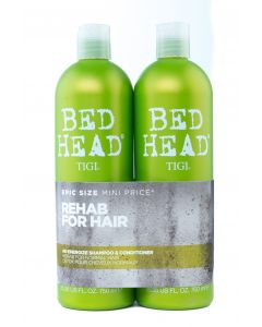 Tigi 2x 750ml Bed Head Re-Energize