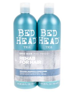 Tigi 2x 750ml Bed Head Recovery