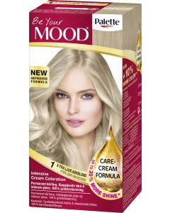 Palette MOOD 1X-tra Light Ash Blond hiusväri