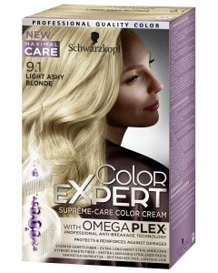 9.1 Light Ashy Blonde