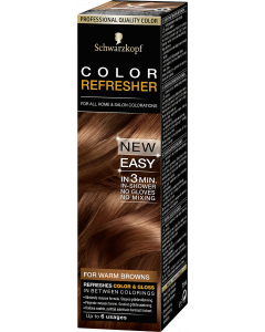 Schwarzkopf Color Refresh 75ml Warm Browns
