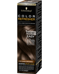 Schwarzkopf Color Refresh 75ml Dark Browns