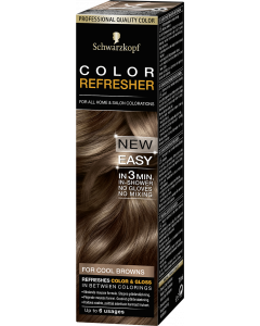 Schwarzkopf Color Refresher 75ml Cool Browns