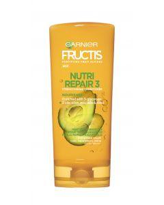 Fructis 200ml Nutri Repair 3 hoitoaine kuiville ja vaurioituneille hiuksille