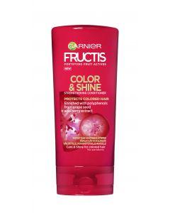 Fructis 200ml Color & Shine hoitoaine värjätyille ja raidoitetuille hiuksille