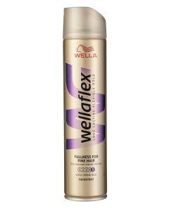 Wellaflex 250ml Fullness Hairspray