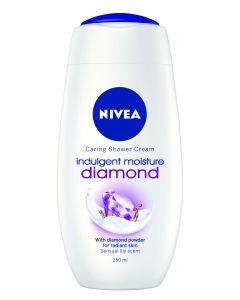 NIVEA 250ml Diamond suihkusaippua
