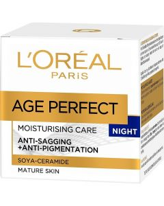 L'Oreal 50ml AgePerfect yövoide