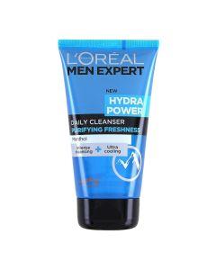Men Expert 150ml Hydra Power raikastava puhdistusgeeli kasvoille