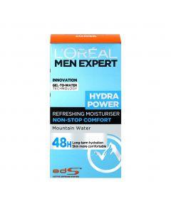 Men Expert 50ml Hydra Power kosteuttava geelimäinen kasvovoide