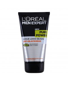 Men Expert 150ml Pure Power kuorintavoide