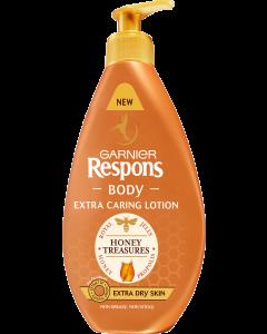 Respons Body 250 ml Honey Treasures Repairing Lotion vartaloemulsio erittäin kuivalle iholle