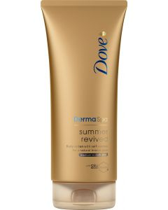 Dove 200ml DermaSpa Summer Dark vartalovoide