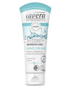 Lavera Basis 75ml Sensitive käsivoide