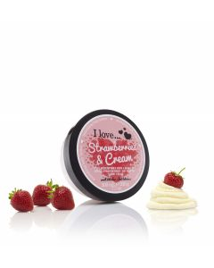 I Love 200ml Mansikka body butter
