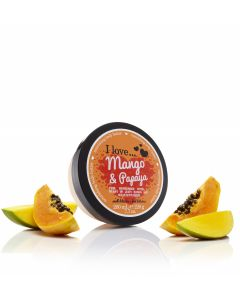 I Love 200ml Mango body butter