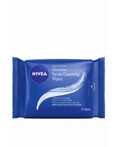 NIVEA Daily 25 kpl Creme Care puhdistusliinat
