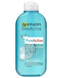 Garnier Pure Active 200ml kasvovesi
